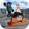 Superhero: Cube City Justice - iPhoneアプリ