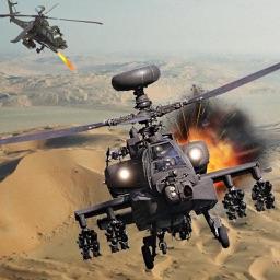 Gunship Air Strike Mission 2017