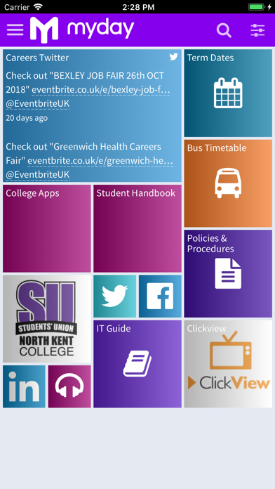 North Kent College screenshot 4