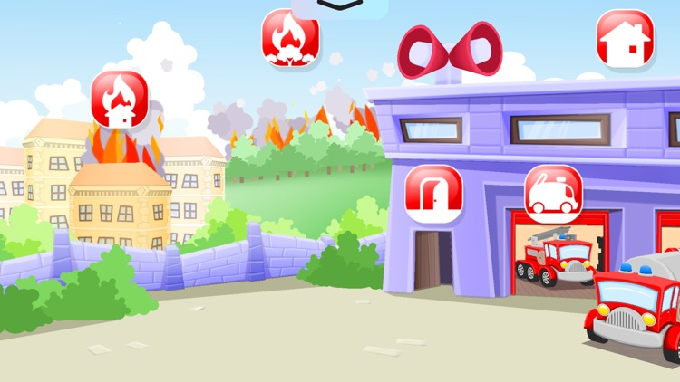 My Fire Station by Chocolapps