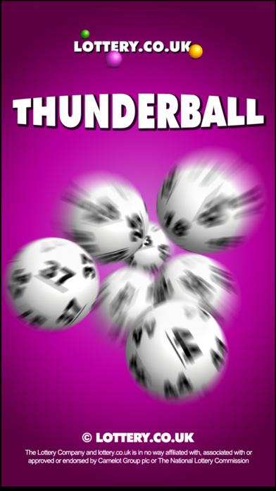 Thunderball screenshot one