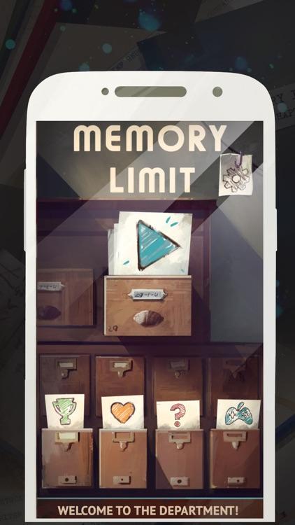 Brain Teaser - Memory Limit screenshot-4
