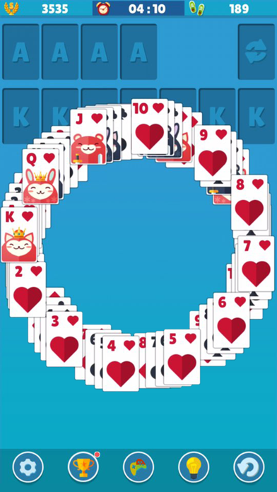 My Solitaire - Card Game screenshot 3