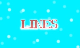 LINES - The Puzzle Game