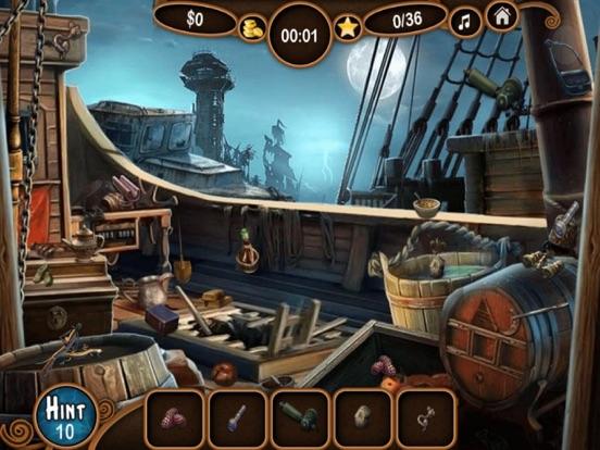 Old Ship Hidden Object screenshot 3
