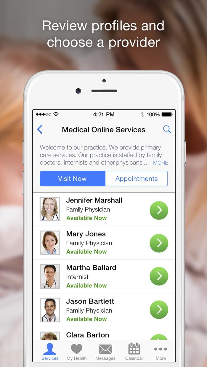 Intermountain Connect Care Screenshot