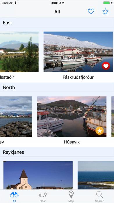 Iceland Sights & Landscapes screenshot one
