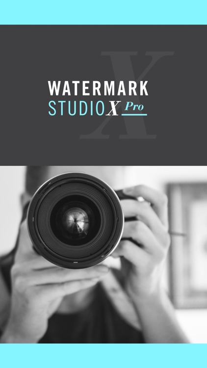Watermark Brand Professional screenshot-0