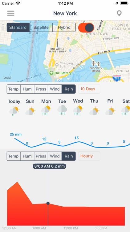 Weather Force screenshot-4
