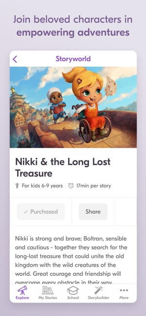 Bedtime Stories - read & tell on the App Store