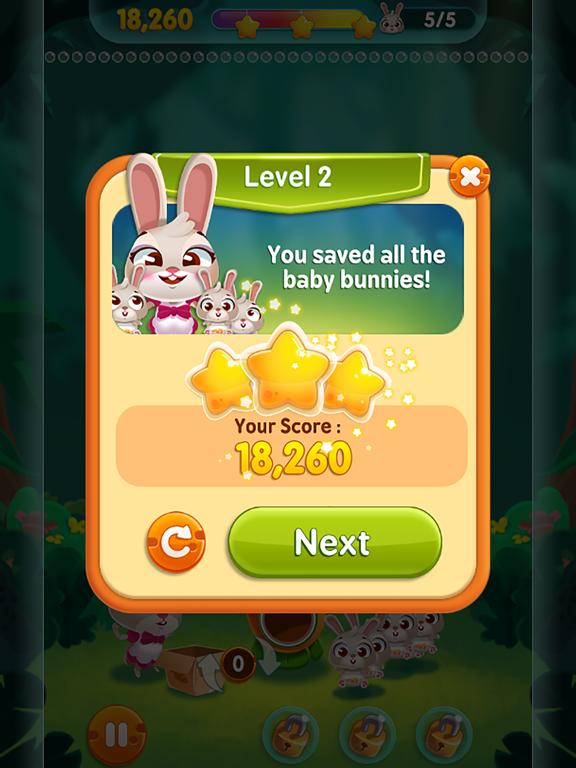 Bunny Pop! Скриншоты10