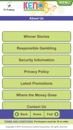 CT Lottery on the App Store