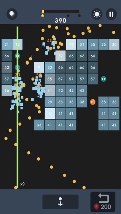 Bricks n Balls screenshot 3