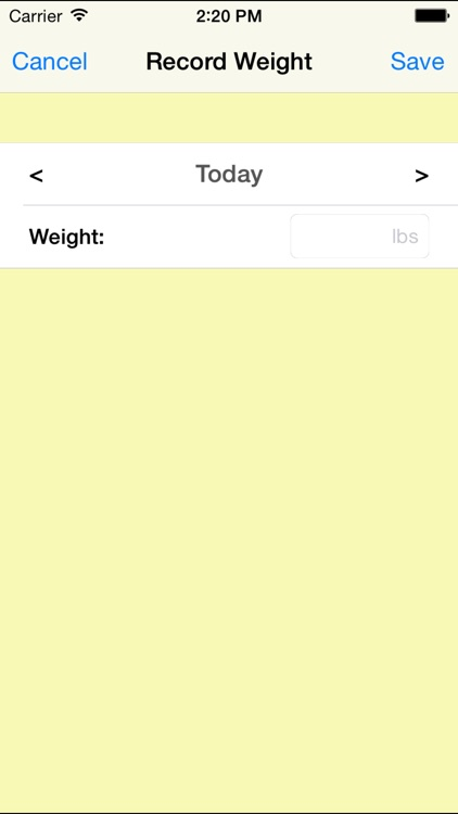 Pregnancy Pounds - Weight Tracking App screenshot-3