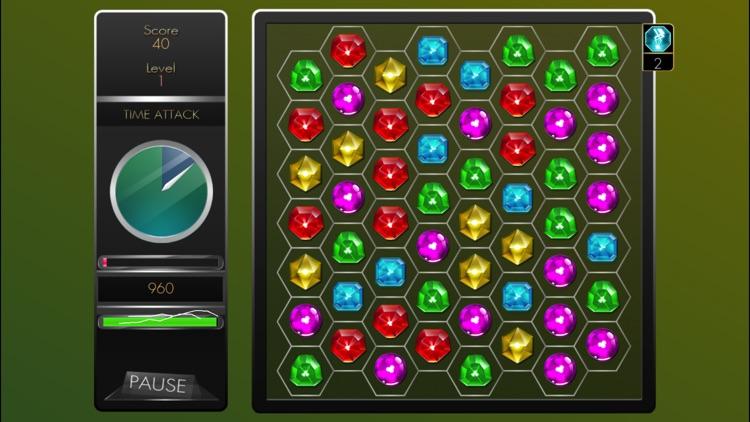 Gem Swipe screenshot-3