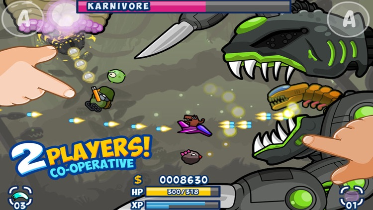Toon Shooters screenshot-2