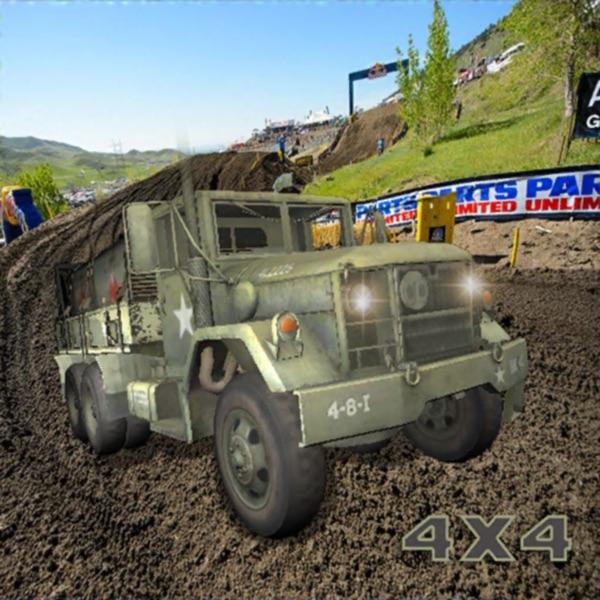 4x4 offroad Truck Stunt Driver
