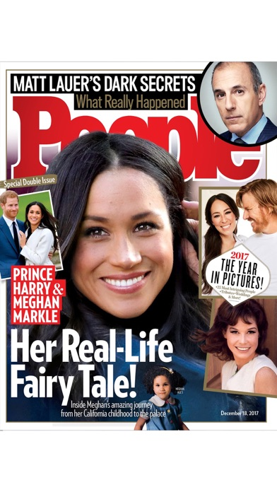 PEOPLE Magazine screenshot