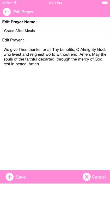 Prayer To Your Guardian Angel screenshot-4
