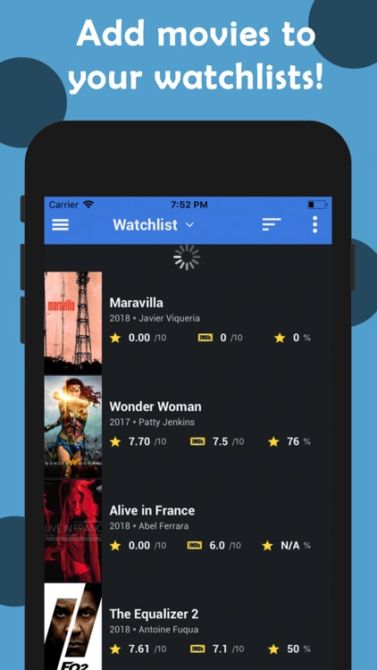 CineTrak - Your Movie Guide screenshot-1