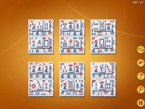 Mahjong Deluxe Go для iPad