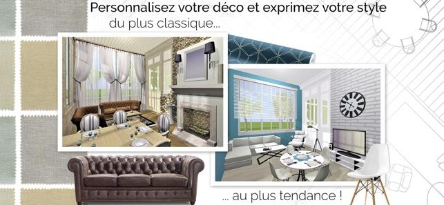 Home design 3d dans l app store for Free 3d room design app