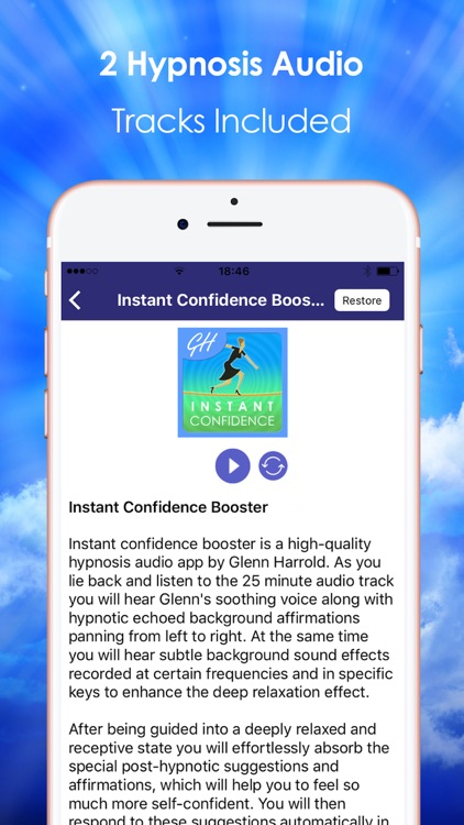 Instant Confidence Hypnosis