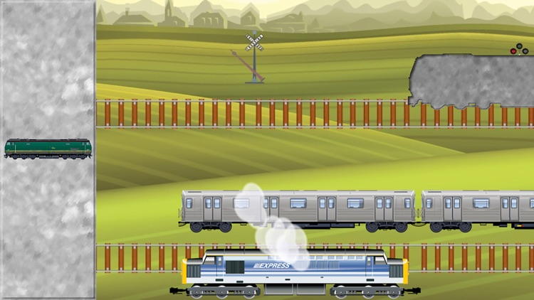 Toy Train Puzzles for Toddlers screenshot-3