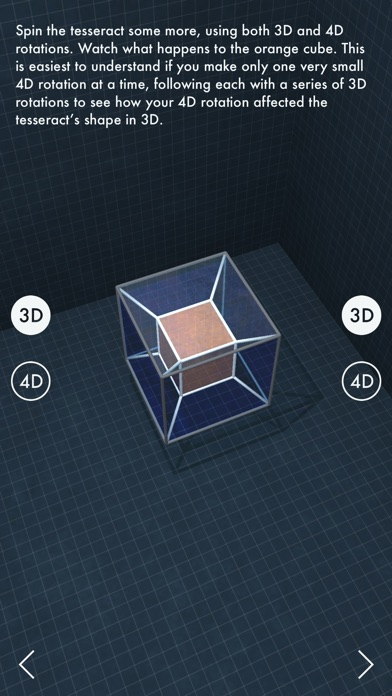Screenshot #6 for The Fourth Dimension