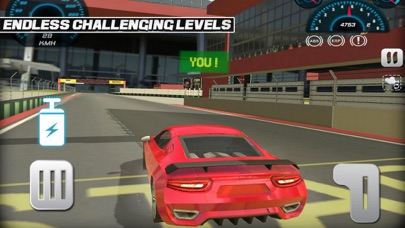 High Speed Racing:Fast Car 19 Screenshot on iOS