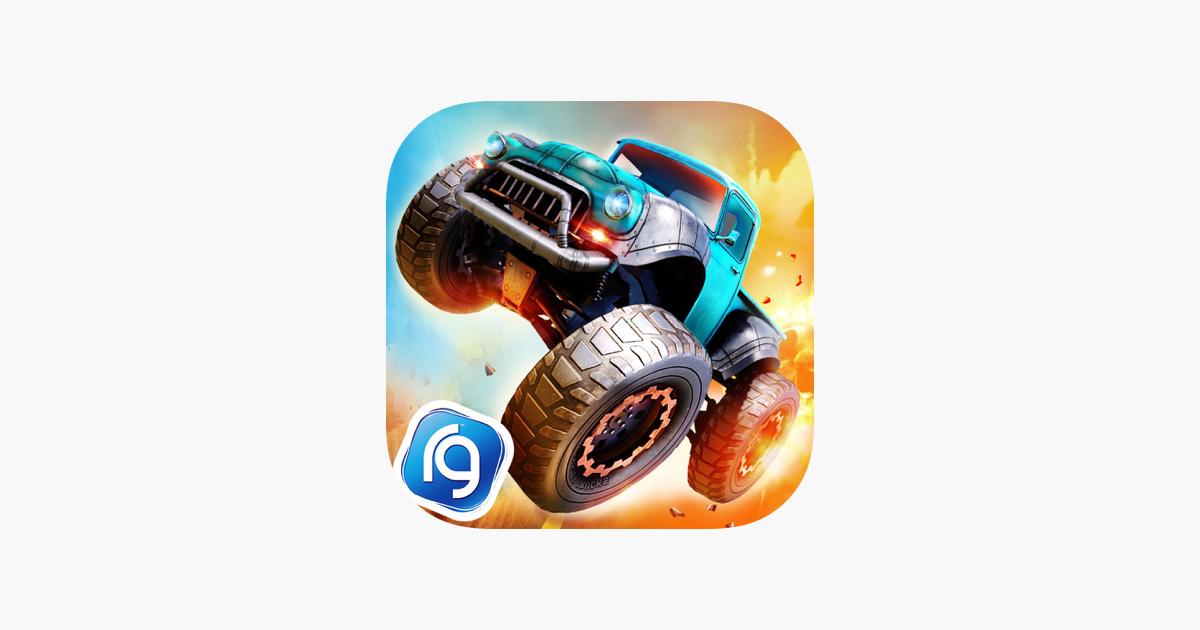 Monster Trucks Racing on the App Store