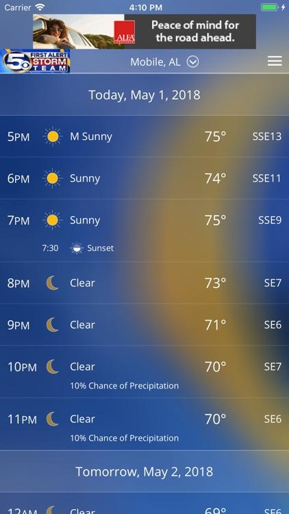 WKRG Weather