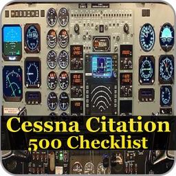 Pro Pilot Cessna 500 Checklist