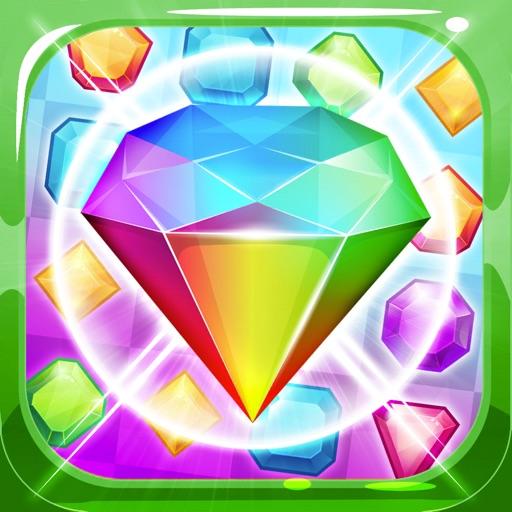 Temple Jewels Rush iOS App