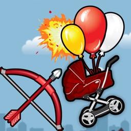 Balloon Blast Star
