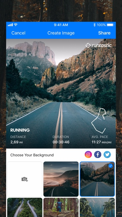 Runtastic Running: Run Tracker screenshot-4