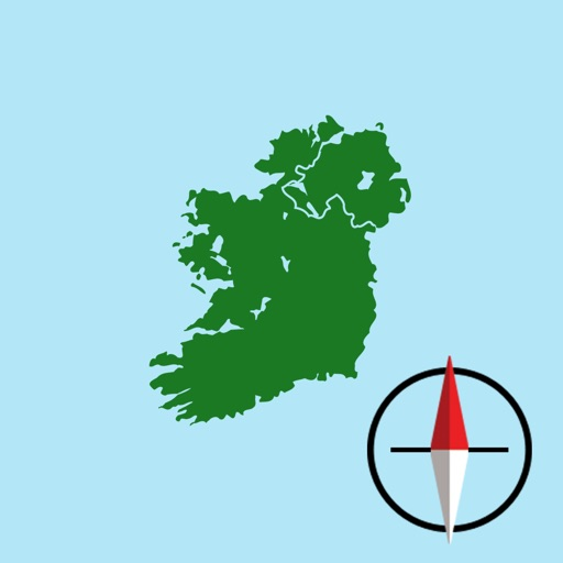 Irish Grid Ref Compass
