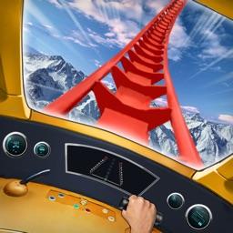 Roller Coaster Deluxe 3D
