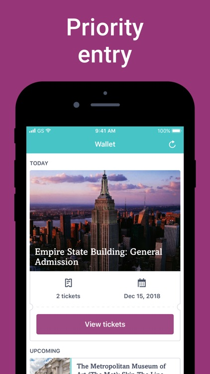 Tiqets - museums & attractions screenshot-3