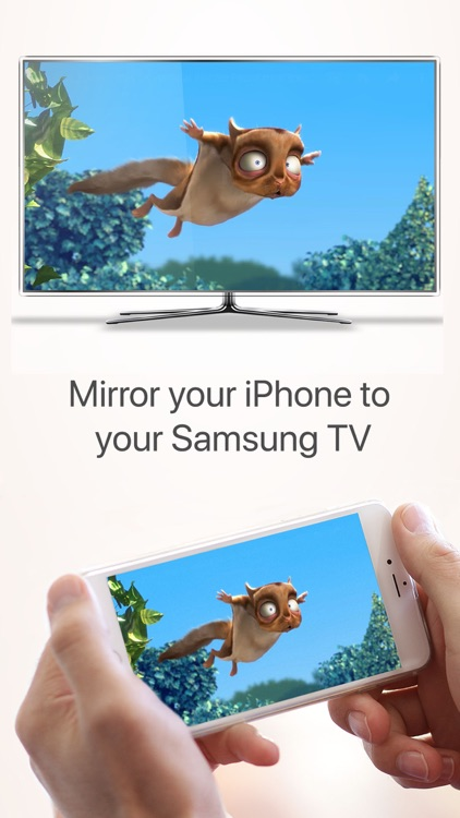 Mirror for Samsung TV screenshot-0