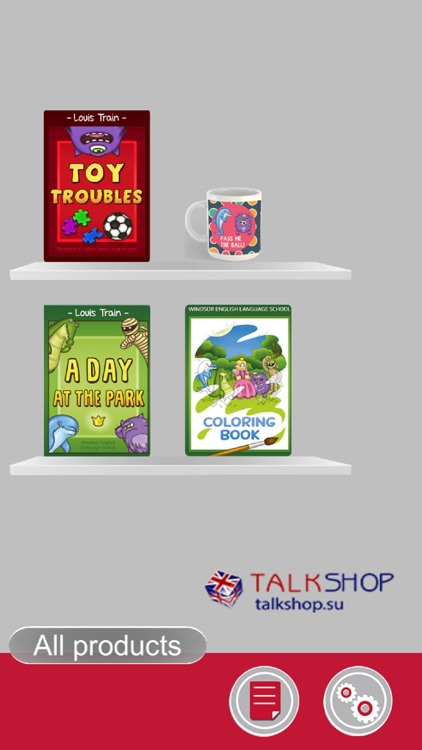 Toy Stories: English for kids