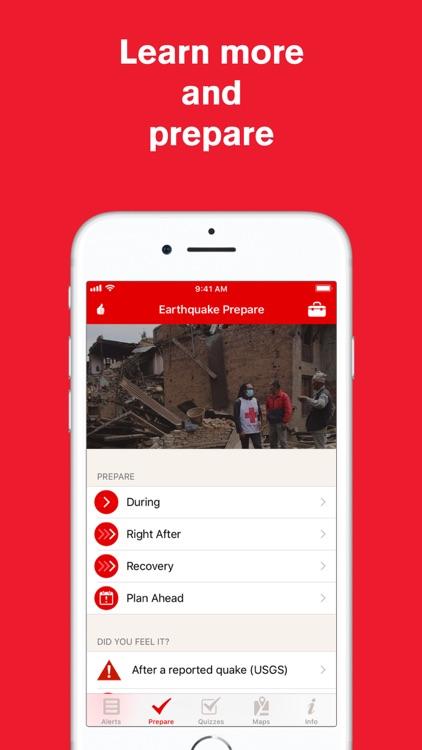 Earthquake: American Red Cross screenshot-3