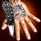 """手指崩溃 - 生锈的笼子'刀赛歌""""官方免费游戏! icon"""