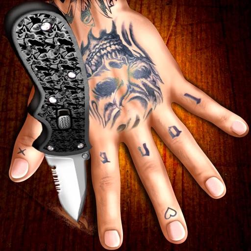 """палец аварии - ржавой клетки »нож игра песня"""" официальный бесплатная игра!"""