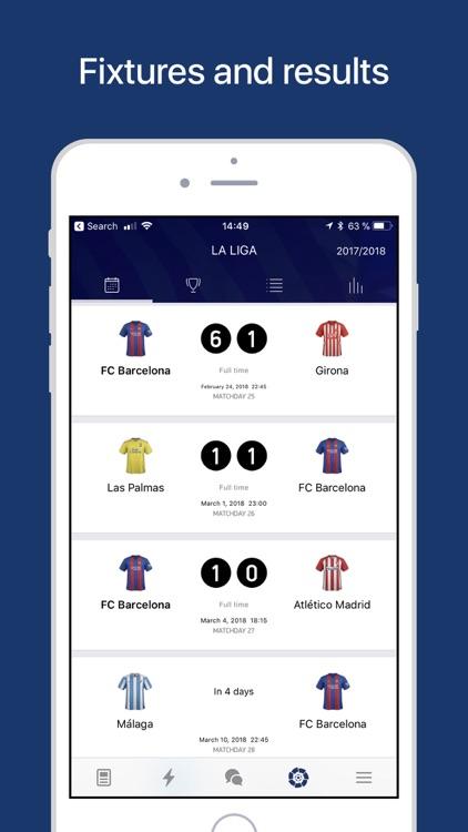 Barcelona Live: Goals & News screenshot-4