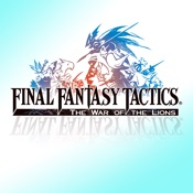FINAL FANTASY TACTICS: THE WAR OF THE LIONS (iPad)