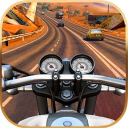 Highway Traffic Motor Rider