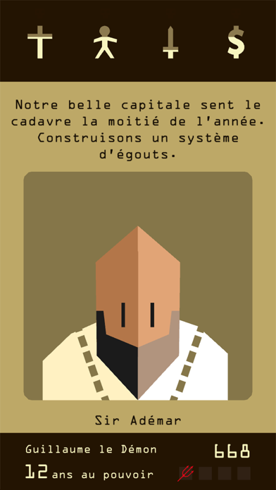 Screenshot #2 pour Reigns