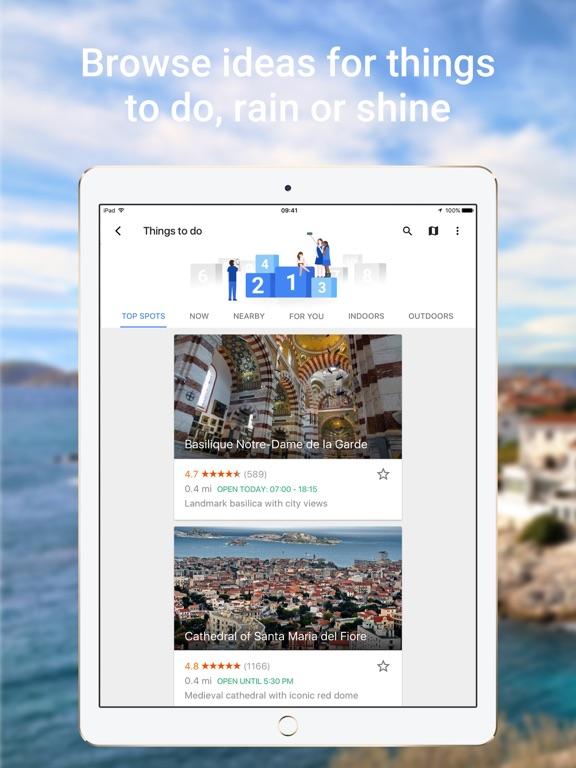 Google Trips – Plan Your Trip-ipad-4