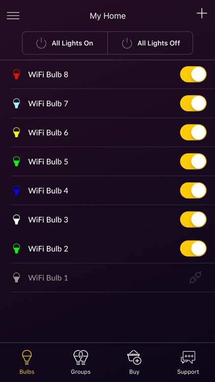 Lumenty BT Smart Bulb screenshot-0